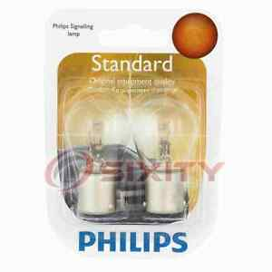 Philips Front Turn Signal Light Bulb for Sterling 825 827 1987-1991 gn