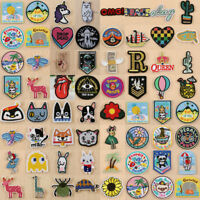 Cute Embroidered Sew On / Iron On Patches Badge Bag Dress Fabric Applique Craft