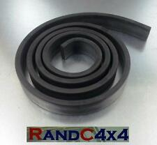 334614 Land Rover Series 2 2A 3 Truck Cab Roof to Rear Panel Rubber Seal