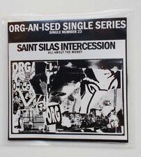 SAINT SILAS INTERCESSION 4trk CD All About The Money  MIRACULOUS MULE, alt.blues