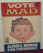 Mad MAGAZINE NO. #217 SEPTEMBER 1980 Alfred E Neuman for president