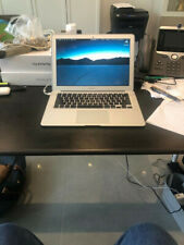 "Apple MacBook Air A1466 13.3"" Laptop - MJVE2B/A (Early 2015, Silver) US keyboard"