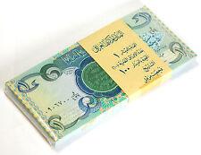 IRAQ 1 DINAR 1979 P 69 UNC SWISS ( Bank bundle 100 Notes Consecutive )