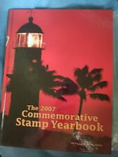 The 2007 Commemorative Stamp Yearbook With Unopened Stamps Package