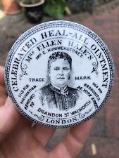 Ellen Hales Pictorial Pot Lid