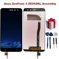 For Asus ZenFone 3 ZE552KL LCD Display + Touch Digitizer Screen Assembly + Tools