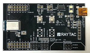 AT Command Master/Central Role BT5.2 BT5 Module MDBT42Q-ATM Demo Board