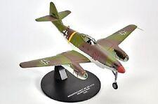 Atlas Editions JR02 Messerschimitt ME262 A -1A Heinrich Bar WWII Fighter 1:72nd