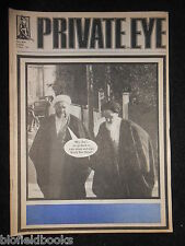 PRIVATE EYE - Vintage Satirical Political Humour Magazine - 7th December 1979