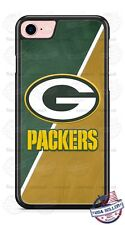 Green Bay Packers Football Yellow Green Logo Design Phone Case for iPhone LG etc