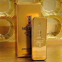 Paco Rabanne Perfume 1 One Million Eau De Toilette Mens Cologne Mini Parfum 5 ml