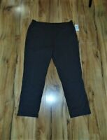 Women's Karen Scott Separates Plus Size Stretch Pants-Size:  1X...NWT