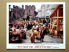 PLYMOUTH ADVENTURE Movie Film Lobby Card SPENCER TRACY GENE TIERNEY VAN JOHNSTON