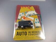 Hümmer: Auto im Reisezug MB L 319 DB mit Blechschild, Scale 1:87  (GK9)
