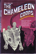 1972/ THE CHAMELEON CORPS & OTHER SHAPE CHANGERS/ Ron Goulart/ Science Fiction
