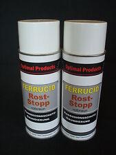 Rost Stop Rost Stopp Grundierung Rot-Braun 2 X 400 ml Doe