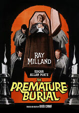 The Premature Burial (DVD,1962)