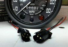 Land Rover Serie HERREROS Calibrador Instrumento Luz De Advertencia E10 T10