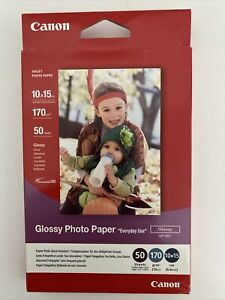 "Canon GP501 100x 4x6"" Glossy Photo Paper MG5760/MG7765/MG7560 P/N:GP501-4x6-100"