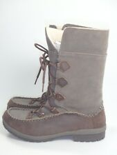 Merrell #23994 Emery Lace Winter Stiefel Winterstiefel Schuhe Damen Gr. 40 Braun