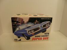 1:25 1970 Dodge Coronet Super Bee MPC MPC703