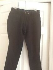 Equetech Black Size 30 Breeches