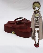 Vocaloid Rin Senbon Sakura Cosplay Costume Boots Boot Shoes Shoe