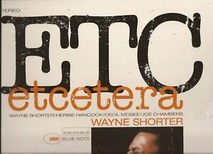 Wayne Shorter - Etcetera (  Vinyl LP   )