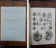 PELOSIO G. - Ammoniti del Lias superiore (Toarciano) dell'Alpe Turati (Erba, Com