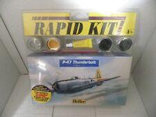 Heller Rapid Kit P-47 Thunderbolt. New Old Stock factory sealed.