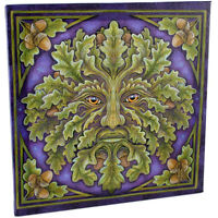 PAGAN/WICCAN/NEW AGE Spirit of the forest plaque by lisa parker