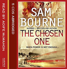 The Chosen One by Sam Bourne - Audio CD, abridged NEW SEALED