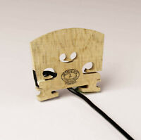 Barcus-Berry 1320B Replacement Violin Bridge with Piezo Pickup for 1320 System