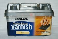 Ronseal Perfect Finish Varnish Clear 750ml L00975 35448