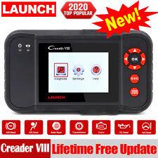 LAUNCH Creader VIII Premium OBD2 Car Diagnostic Scanner Transmission Code Reader