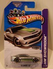 2013 Hot Wheels HW Showroom '10 Camaro SS Walmart Exclusive ZAMAC