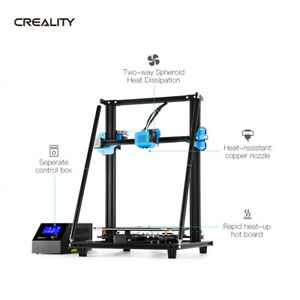 Creality CR-10 V2 3D Printer | Authorized Reseller IN STOCK Black Friday Sale