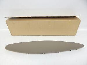 New OEM 2000-2004 Ford F-150 Heritage Instrument Panel Dash Cover Trim Beige
