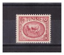 TUNISIE. N° 345  . 15 F        NEUF * .SUPERBE  .