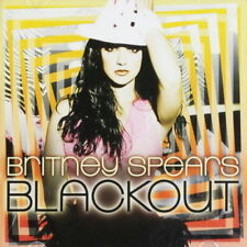 CD album Britney Spears Blackout (Heaven on Earth, toy soldier) Sony Bmg