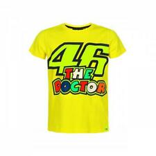T-shirt Kid 46 The Doctor yellow official Valentino Rossi collection Located in