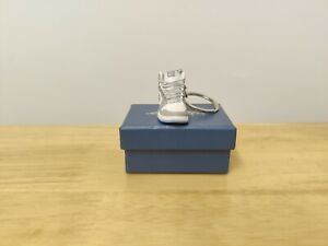 Jordan 1 Retro High Dior Nike Mini 3D Sneaker Trainer Keychain Key £300 Giveaway