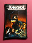 PATCH - Trick or Treat / Horror Movie - iron-on - Heavy Metal, Sammi Curr, 80s