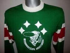 Rare Chicago Blackhawks ? vintage Ice Hockey Shirt Eishockey JERSEY MAGLIA M / L