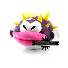 SUPER MARIO BROS. PESCE SPINO PELUCHE plush fish Cheep Porcu-Puffer smack riccio