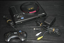 SEGA MEGADRIVE 1 ST RUN FIRST MD MEGA DRIVE 1ERE VERSION  JAPANESE  1988