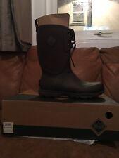 BNIB Muck Boot Wellington Boots Arctic Excursion Leather Lace Size 7