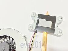New For HP G7-1000 Part No 646578-001 UMA 3PIN CPU Cooling Fan With Heatsink