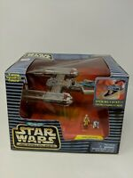 Star Wars Micro Machines Action Fleet Y-Wing Starfighter Rebel Pilot & R2 Unit