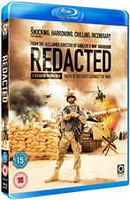 REDACTED - BLU-RAY - REGION B UK